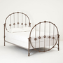 Hoopskirt Bed Frame