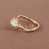 ALIBI JEWELRY NYC ? Nature Gem Ring