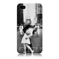 Amazon.com: Ecell Head Case I Love New York Kiss Back Case for iPhone 4/4S: Cell Phones & Accessories