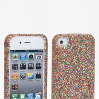 kate spade new york glitter silicone iPhone 4 & 4s case
