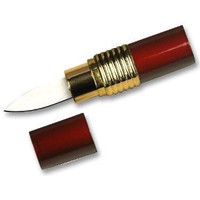 Self Defense Lipstick Knife