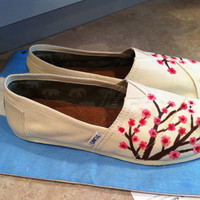 Cherry Blossom TOMS