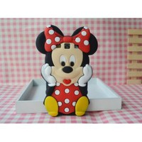 Amazon.com: Samsung Galaxy S3 i9300 SIII Disney Minnie 3D Cute Doll Soft Silicone Case , USA Seller: Everything Else