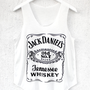 Whiskey Tee - White | BATOKO