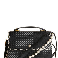 Pin Dots and Proper Bag | Mod Retro Vintage Bags | ModCloth.com