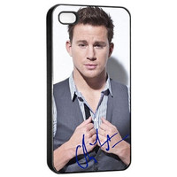 Channing Tatum Iphone 4/4s Plastic Case Cover 03