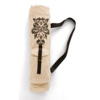 Amazon.com: Gaiam Printed Yoga Mat Bag (Damask): Sports & Outdoors