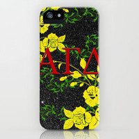 Alpha Gamma Delta (For Erin) iPhone Case by Kayla Gordon | Society6