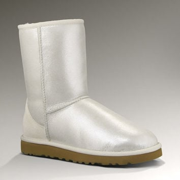 UGG® Classic Glitter for Women | Sparkly Sheepskin Boots for Women at UGGAustralia.com