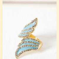 Split Decision Ring - Francesca&#x27;s Collections