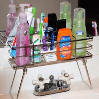 Over The Sink Bathroom/Kitchen Organizer
