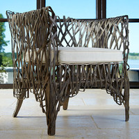 Deeply Rooted Club Chair | Chairs