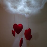 LOVE-ly Hanging Cloud Night Light