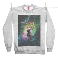Street Market — Ohh Deer - Elk Sweater by Drew Turner
