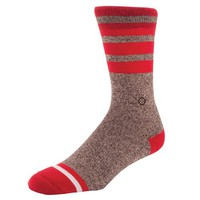 Stance - Sock Monkey Premium Men's Socks, Brown