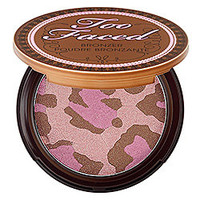 Too Faced Pink Leopard Bronzing Powder: Shop Bronzer | Sephora