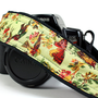 Birds & Butterflies dSLR Camera Strap, Floral