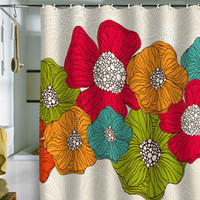 Valentina Ramos Shower Curtains
