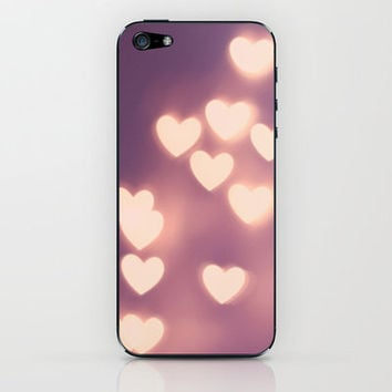 Your Love is Electrifying iPhone & iPod Skin by Beth - Paper Angels Photography | Society6