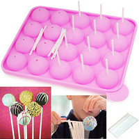 Silicone Cake Stick Pops...