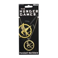 The Hunger Games Necklace Pendant Necklace