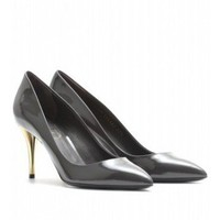 Yves Saint Laurent CLARA 80 PATENT LEATHER PUMPS