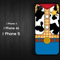 Case iPhone 4 Case iPhone 4s Case iPhone 5 Case idea case toy case toy story case movie toy story parody woody