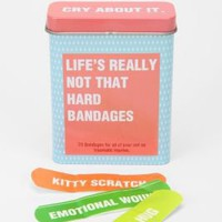 UrbanOutfitters.com > Cry About It Bandages