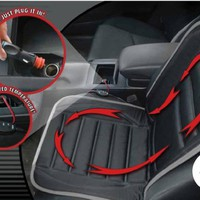 Hot Headz Heated Car Cushion - Hot Headz H-HC-100-DSP12