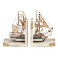 Bookends Nautical Sailboat Bookend 9