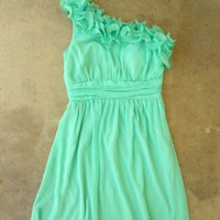 Sweet Mint Julep Dress : Vintage Inspired Clothing & Affordable Fall Frocks, deloom | Modern. Vintage. Crafted.