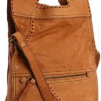 Amazon.com: Lucky Brand Abbey Road HKRUD315 Cross Body,Dune,One Size: Clothing