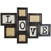 Love Collage Frame