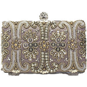 Moyna Box Clutch - Polyvore