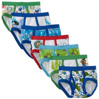 Disney Pixar Toy Story 7 Pack Toddler Boys Briefs