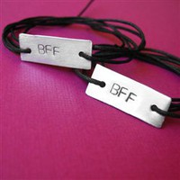 BFF Tie On Bracelets - Spiffing Jewelry