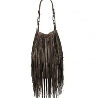 AllSaints Bonita Fringe Bag