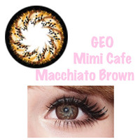 GEO Lens - Mimi Cafe Macchiato Brown