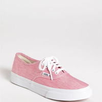 Vans &#x27;Authentic Slim Van Doren&#x27; Sneaker | Nordstrom