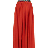 **Bugle Bead Maxi Dress by Rare - Dresses  - Clothing