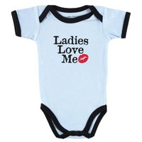 Baby Sayings Bodysuit - Wild Boy