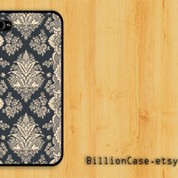 Thailand Floral Texture Pattern -  iPhone 5 4 / 4s Galaxy Case Hard Plastic Case Rubber Case