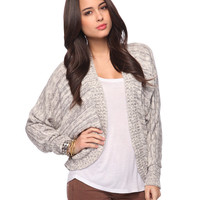 Space Dyed Open Cardigan | FOREVER21 - 2002928649