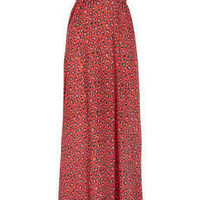Tara Matthews | Rapture embellished leopard-print cotton maxi dress | NET-A-PORTER.COM
