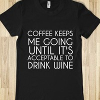 COFFEE KEEPS ME GOING - glamfoxx.com