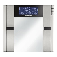 Healthy Body Scale at Brookstone—Buy Now!