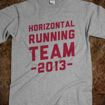 Horizontal Running Team 2013