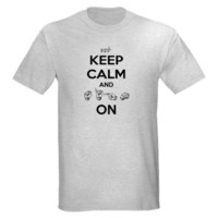 Sign On T-Shirt on CafePress.com
