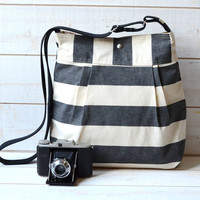 Water Proof  Diaper bag  Messenger bagTote STOCKHOLM  by ikabags