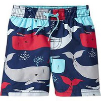 Whale-Print Swim Trunks for Baby | Old Navy